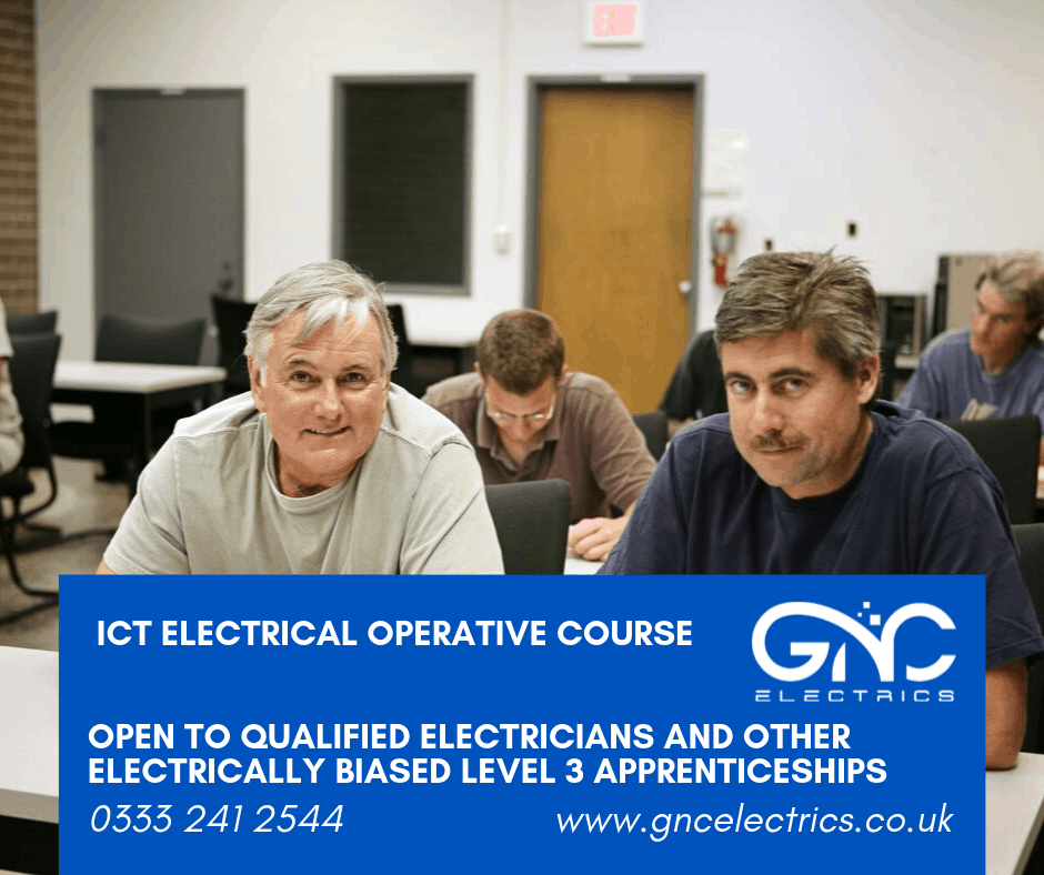 ICT Electrical Operative Course