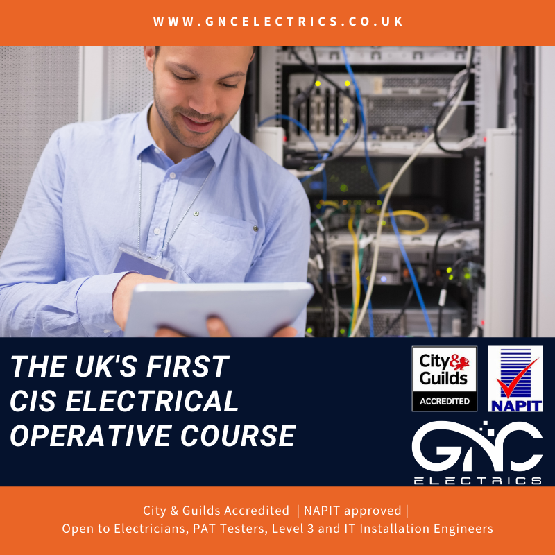 training CIS Electrical Operative Course